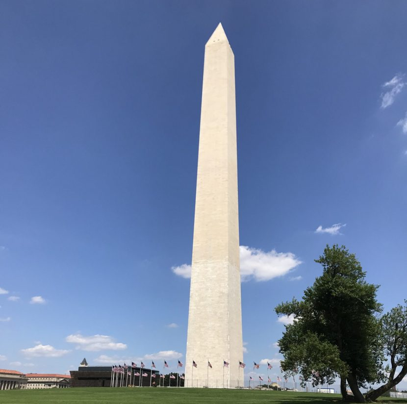 Washington Monument in D.C.